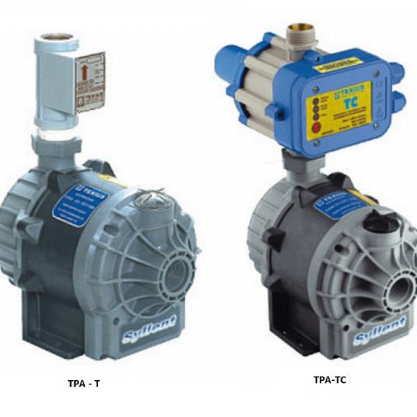 Bomba Pressurizadora Syllent TPA (T / TC)