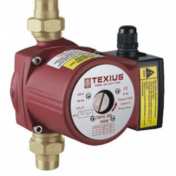 Bomba Recirculadora Texius TBHX-BR 100W