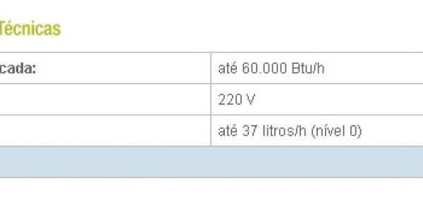Bomba de Remoção de Condensados Elgin / EOS