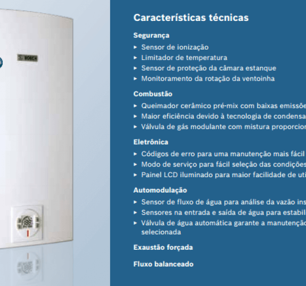 Bosch Therm 8000 S