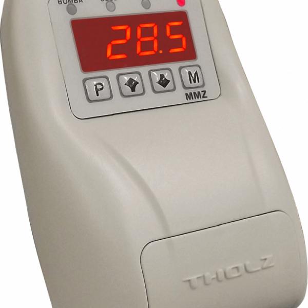 Controlador Termostático Tholz Manual MMZ