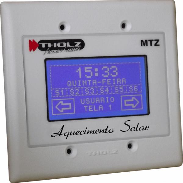 Controlador Termostático Tholz Touch MTZ