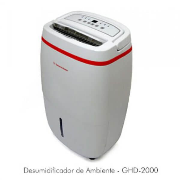 General Heater GHD 2000