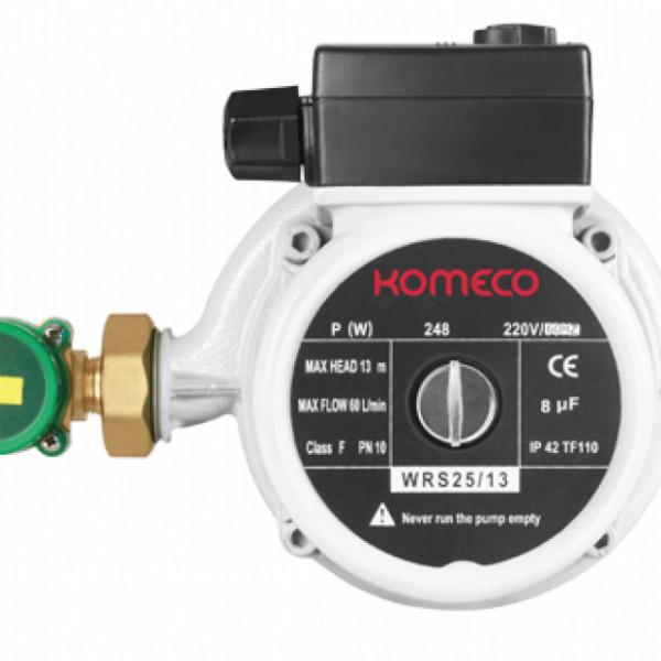 Mini Pressurizador Komeco TP 80
