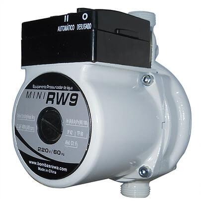 Mini Pressurizador Rowa RW9