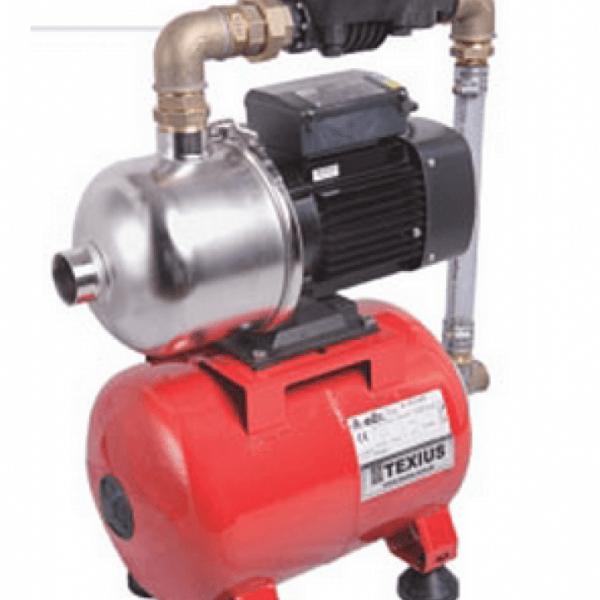 Pressurizador Com Inversor de Frequencia TPI-TMF