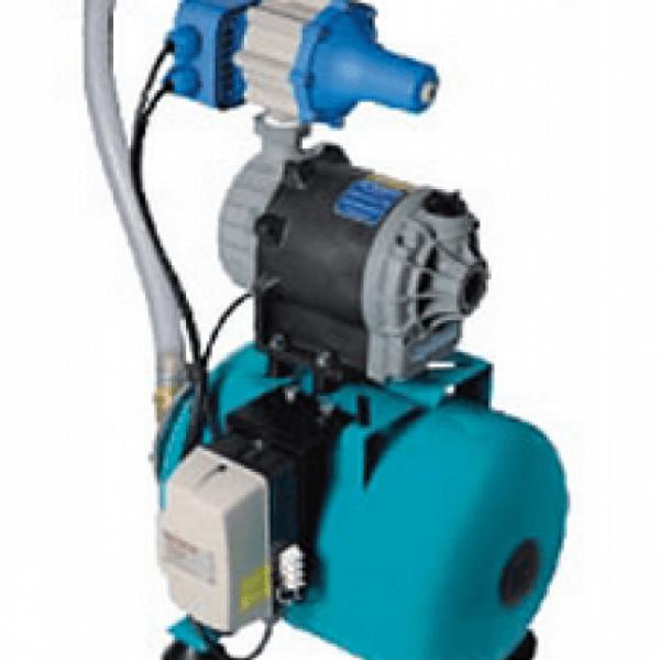 Pressurizador Texius TPA-TAN Simples ou Duplo