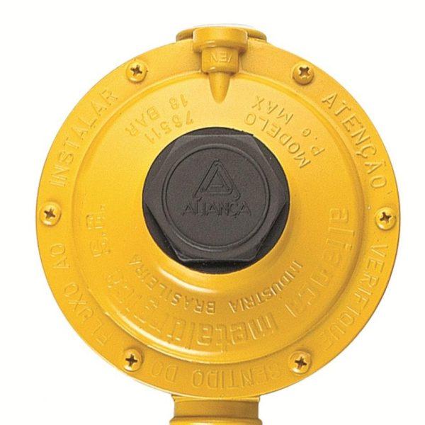 Reguladores de gás de Baixa e Alta Pressão